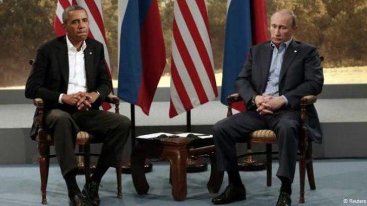 Obama Rusya'ya kızgın