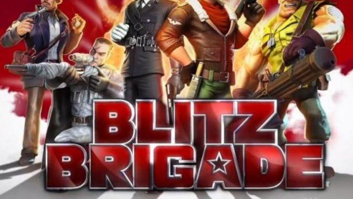 Blitz Brigade ile savaş deneyiminiz artacak