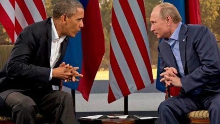Obama, Putin ile görüşmesini iptal etti