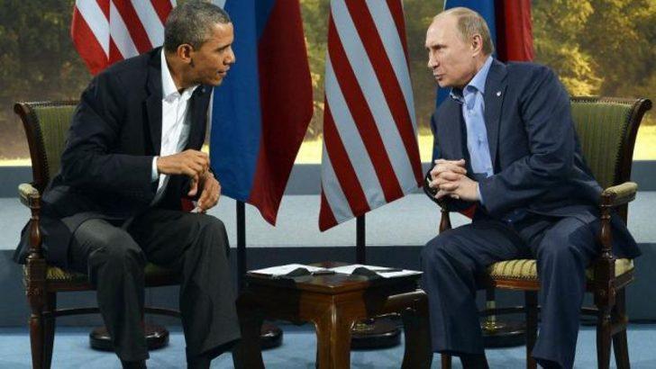 Obama Putin ile görüşmesini iptal etti