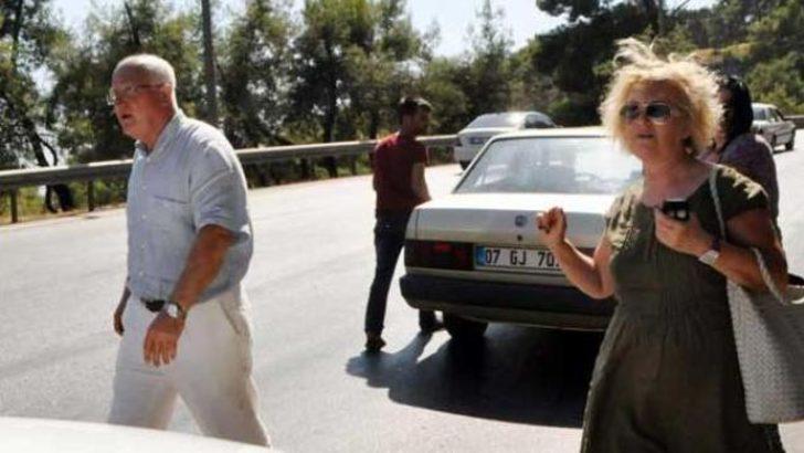 CHP'li vekil sıkıştırdı ve yakalattı
