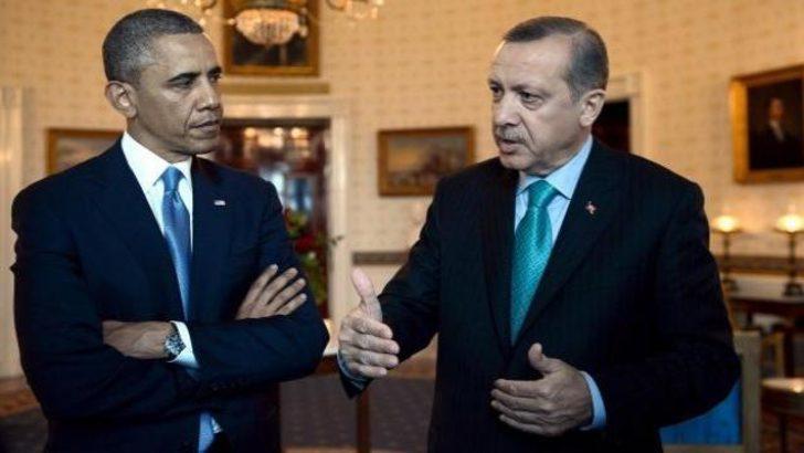 Başbakan Erdoğan Obama ile görüştü!