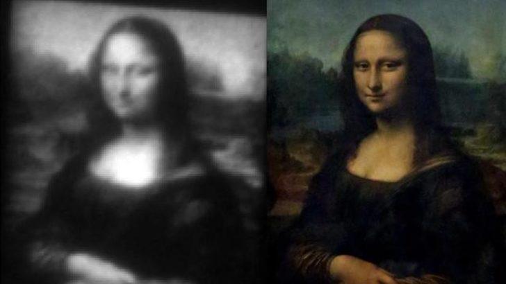 Bilim adamlarının son sanat eseri: Mini Lisa