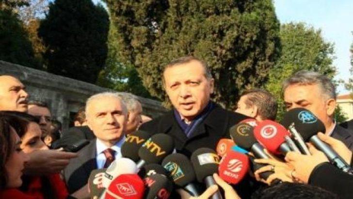 Erdoğan'dan Ergenekon açıklaması