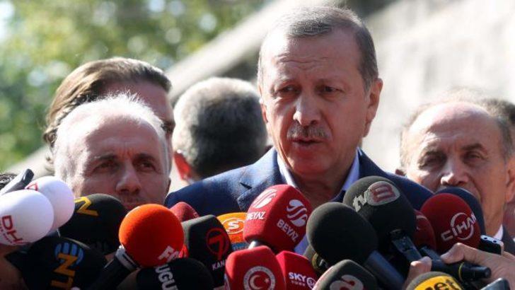 Erdoğan: Meclis erken açılabilir