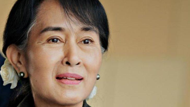 Birmanya'da 1988'de ölenler anılıyor