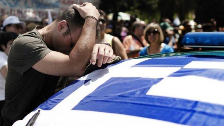 Yunanistan'da işsizlik yüzde 27,6 oldu