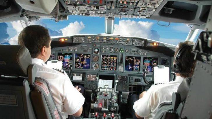 2 Türk pilot Beyrut'ta kaçırıldı