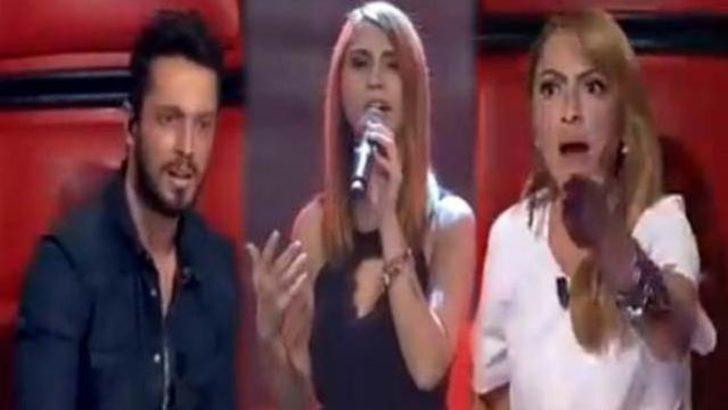 Nur Cennet Uçar yine O Ses Türkiye'de