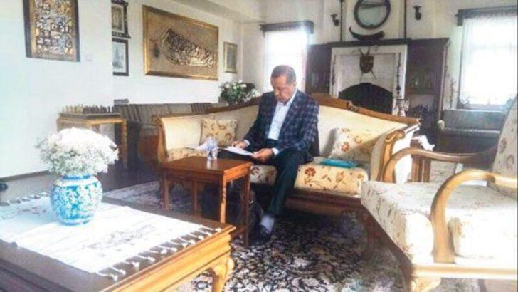 Michael Bloomberg ve Erdoğan baba evi Rize'de buluşacak