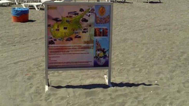 Güney Kıbrıs'ı karıştıran ilan