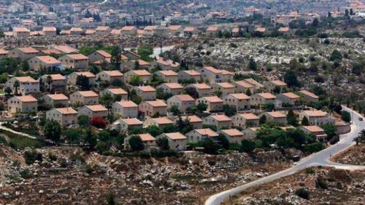 İsrail yeni konutlar inşa edecek