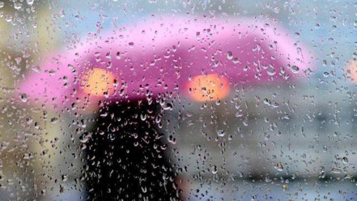 Yağışlı bir hafta başlıyor
