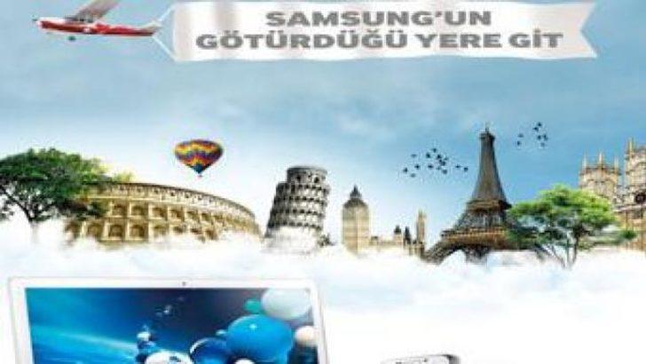 Samsung uçuruyor!
