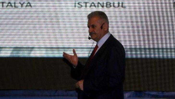 Binali Yıldırım, İzmir için 1414 proje açıkladı