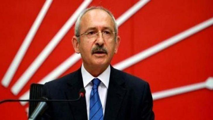Kılıçdaroğlu'ndan Sarıgül açıklaması