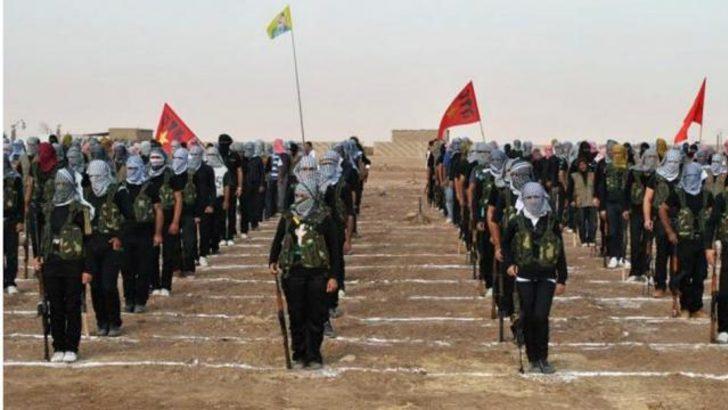 'Kürtler Suriye savaşında yeni cephe açıyor'