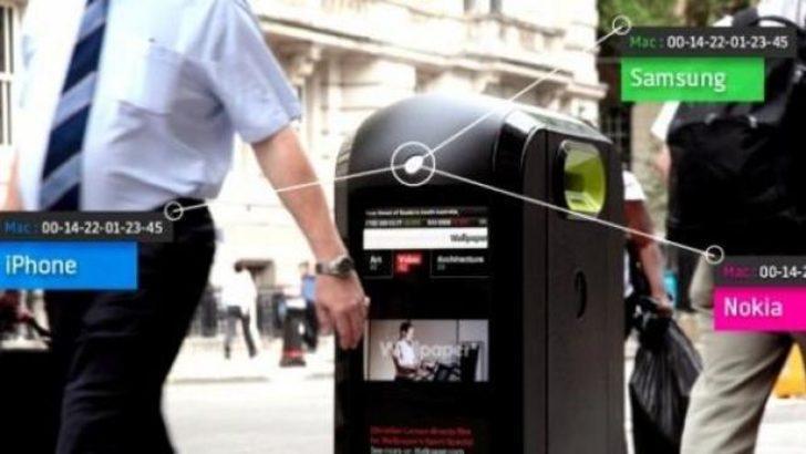 Telefon modeli tespit eden akıllı çöp kutusu
