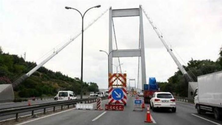 İstanbul'da köprüler ne zaman kapanacak?