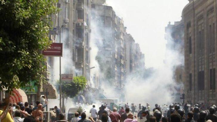 Kahire'de çatışmalar