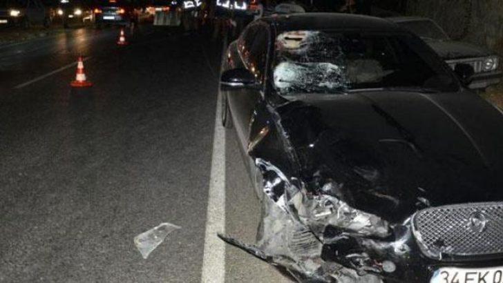 Motosiklete arkadan çarptı: 2 kişi öldü