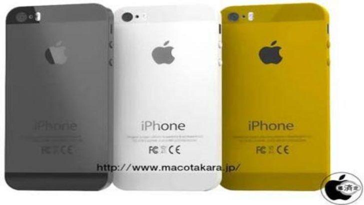 iPhone 5S, kamera sürprizi yapabilir