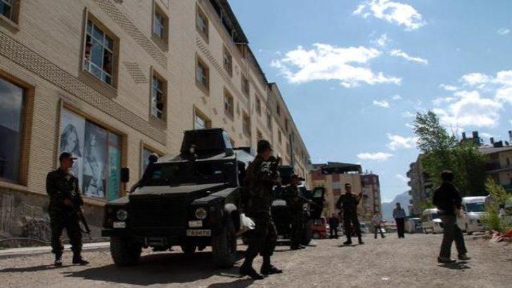 PKK üyesi 5 kişi gözaltına alındı!