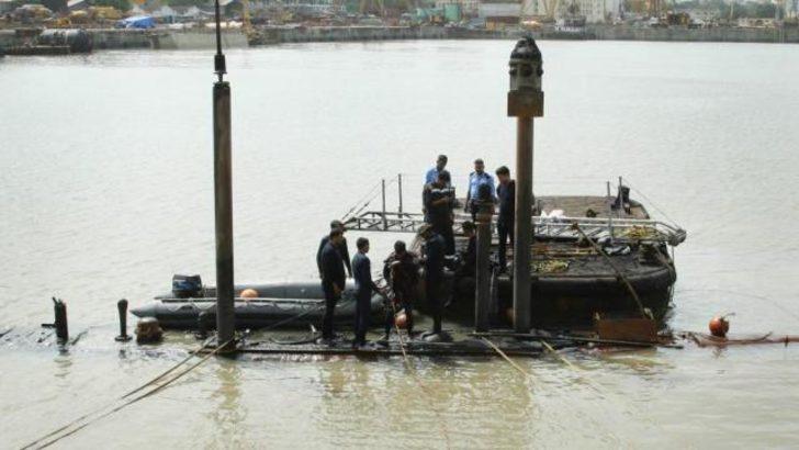 Hindistan'da kayıp denizcilere ulaşılamıyor