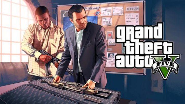 GTA V'in San Andreas başkanını seçiyoruz