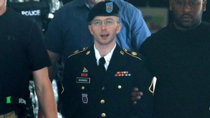 Manning 'ABD'ye zarar verdiği için' özür diledi