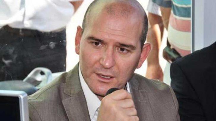 AKP'li Soylu: Başbakan'ın yakasına yapışırım