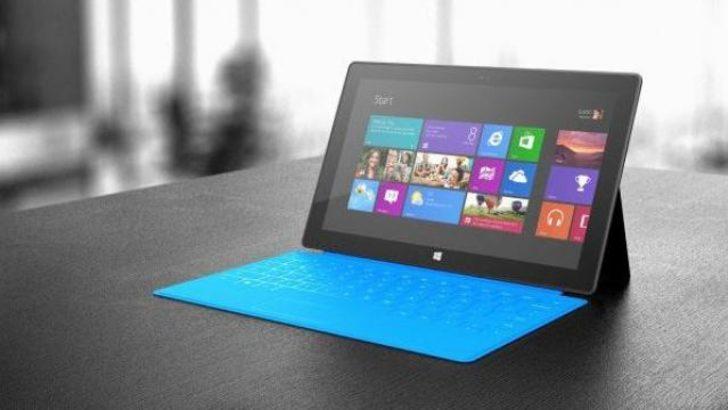 Surface RT ve Surface Pro için güncelleme