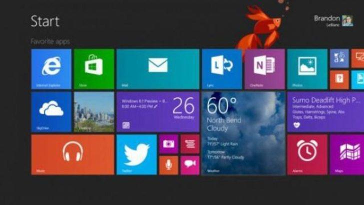 Windows 8.1′in çıkış tarihi kesinleşti