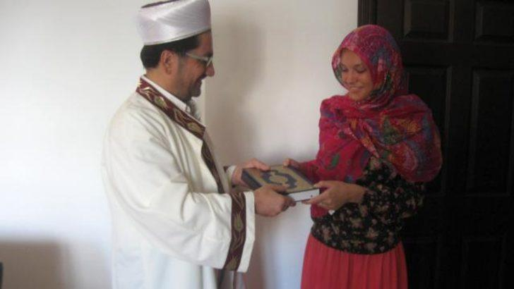 Ukraynalı Krystyna, Müslüman oldu