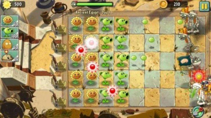 Plants vs Zombies 2, App Store'da