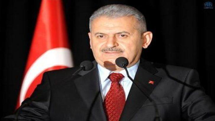 Bakanı Binali Yıldırım: