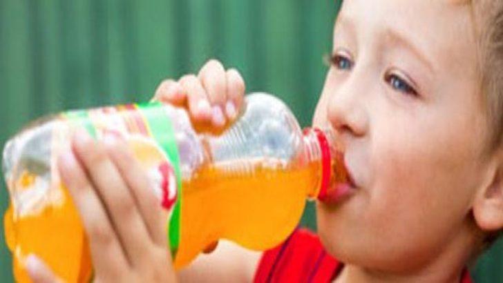 Bu içecekler çocukları saldırganlaştırıyor