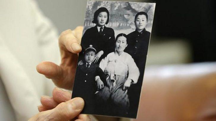 Kuzey ve Güney Koreli aileler 'birleşiyor'