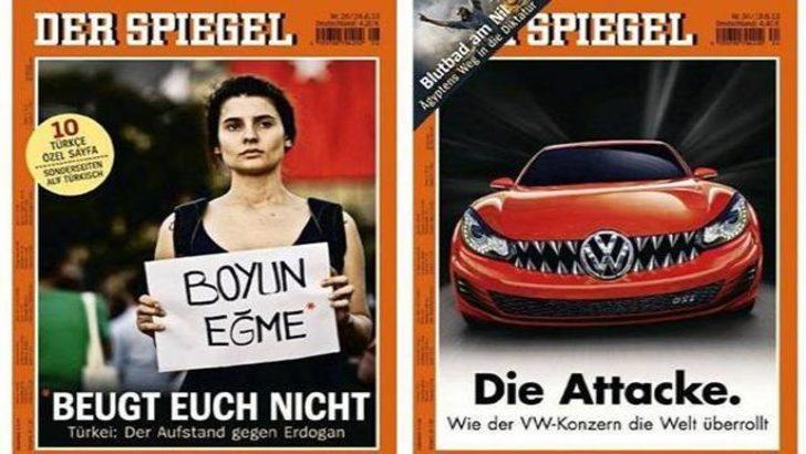 Der Spiegel'in Mısır'la imtihanı