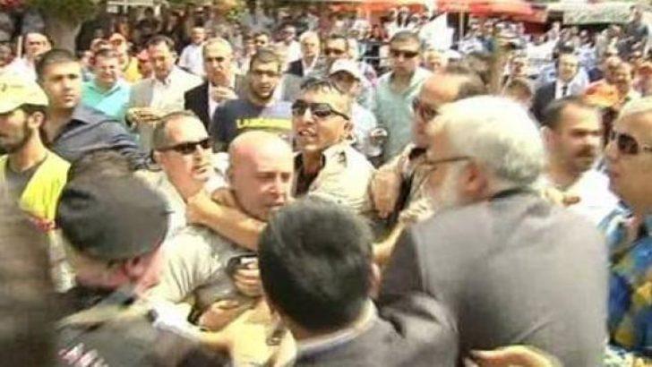 Bozdağ'a saldıran Satı serbest bırakıldı