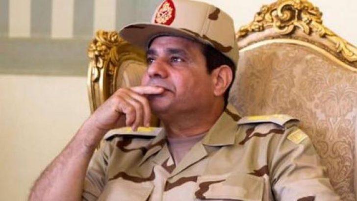 Sisi'den flaş açıklama!