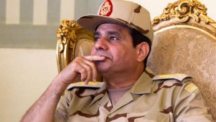 Sisi'den gaf: Allah'ın razı olmadığının...