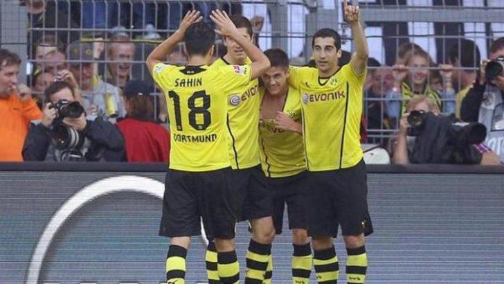 Dortmund lider