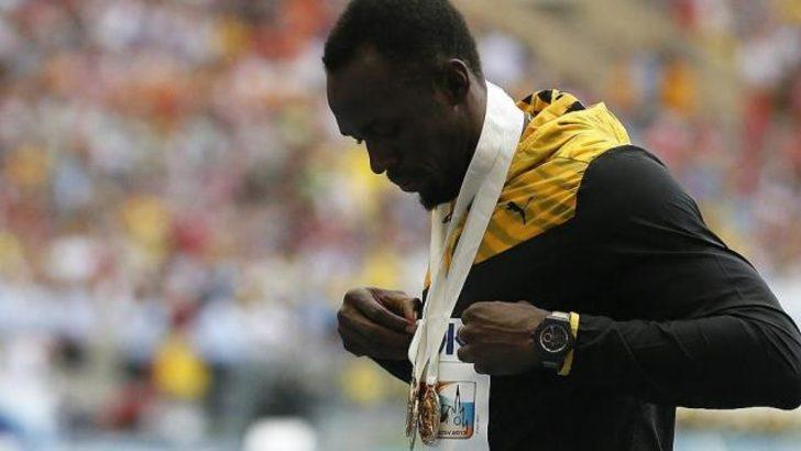'Usain Bolt tarihteki en büyük atlet'