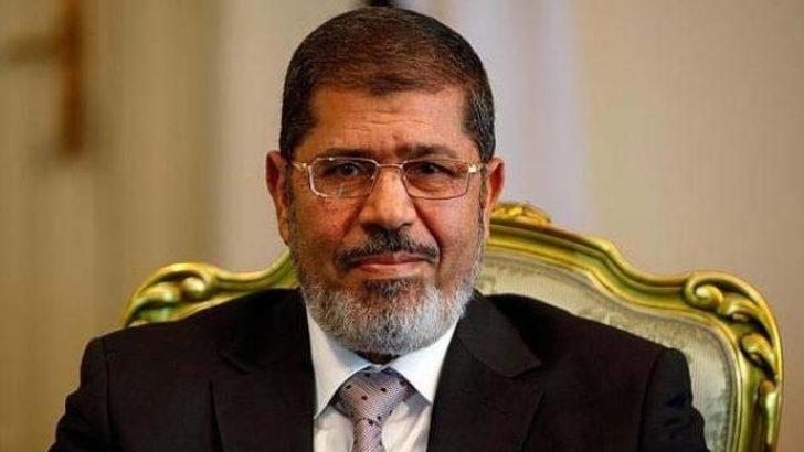 Mursi ile ilgili flaş gelişme