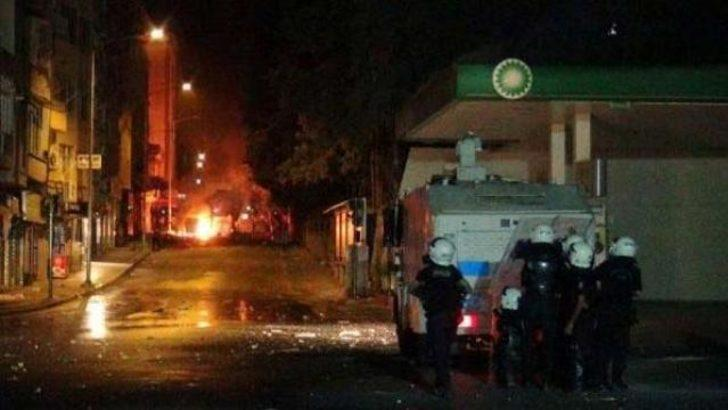 Hatay'da göstericilere polis müdahalesi!