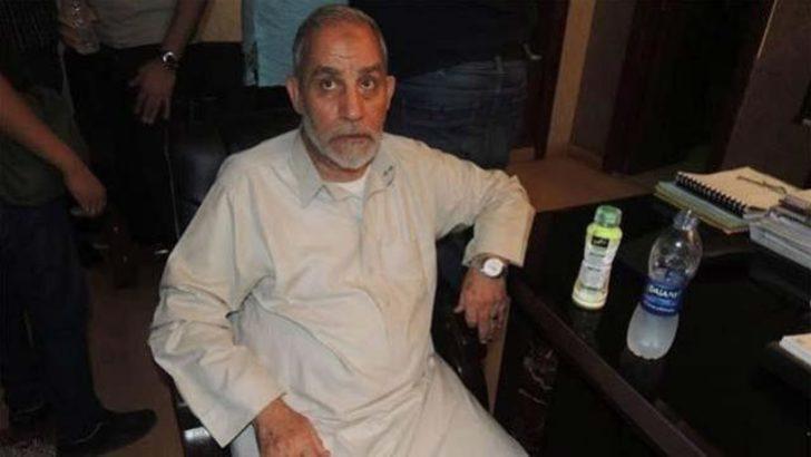 Müslüman Kardeşler'in lideri tutuklandı