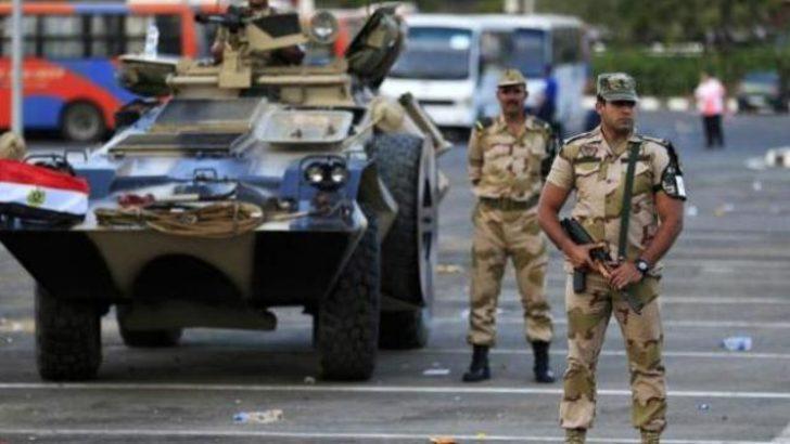 ABD, Mısır'a yaptığı askeri yardımı durdurdu