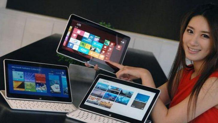 LG'nin tablet planları şekilleniyor