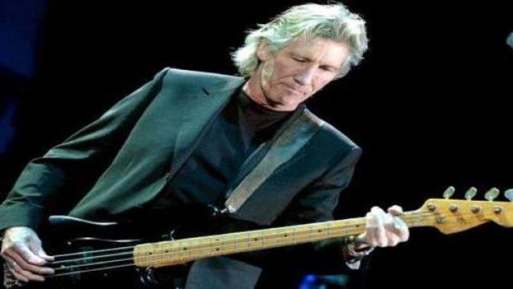 Roger Waters'tan İsrail'e boykot çağrısı